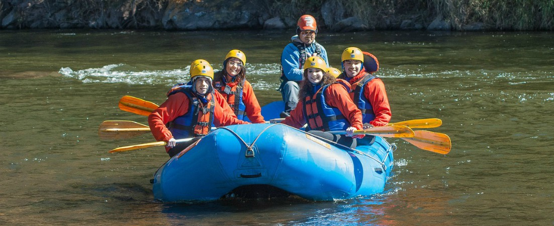 Whitewater rafting Tennessee